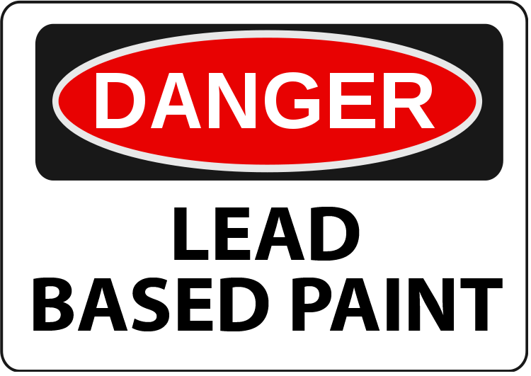lead based paint removal cleanup Las Vegas NV