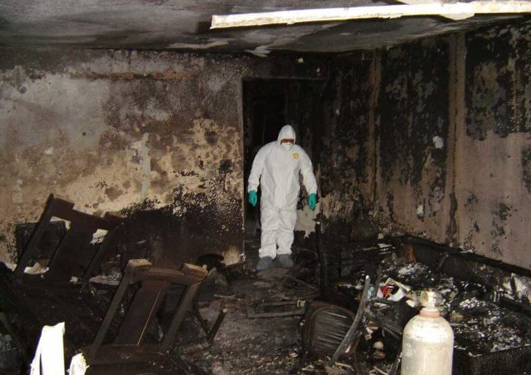 fire damage removal company Las Vegas NV